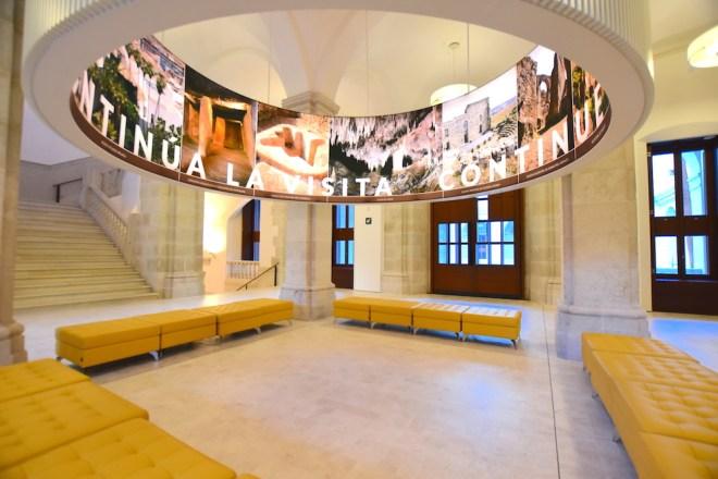 bellas artes palacio aduana museo malaga