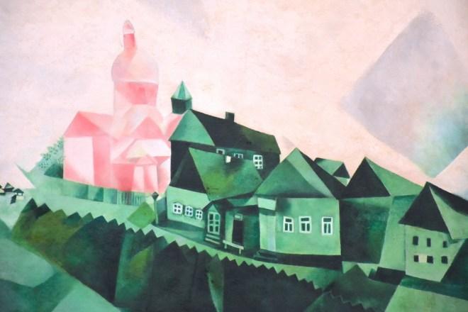 russian art museum malaga marc chagall