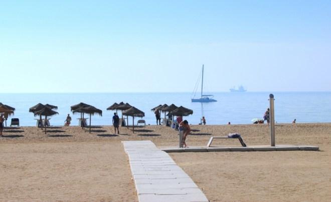 vacances de Picasso à Malaga