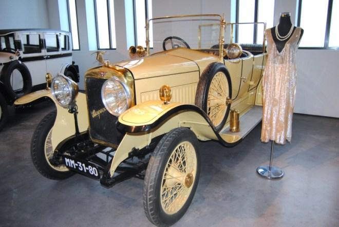 musée voitures quoi voir à Malaga