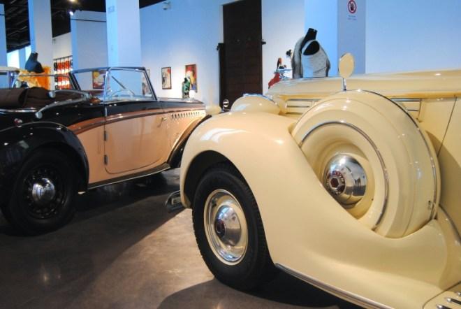 musée voitures malaga quoi voir