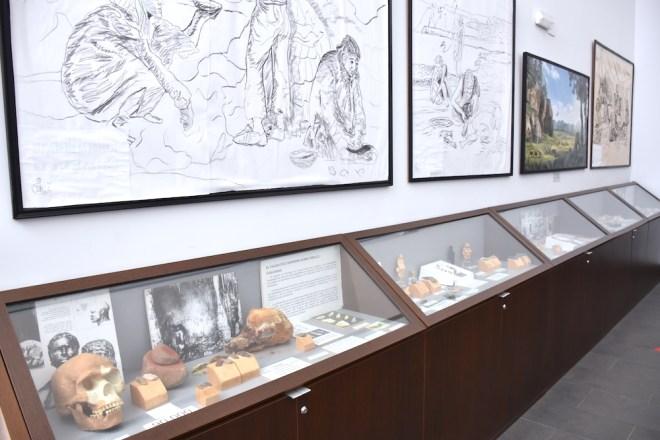 restos arqueologicos centro interpretacion la araña malaga