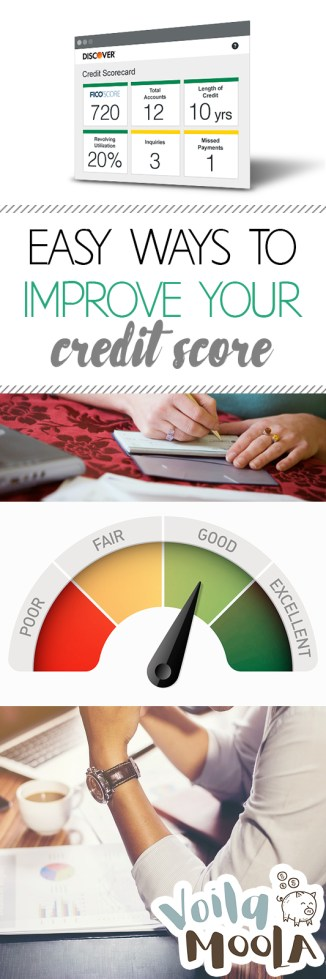 Easy Ways to Improve Your Credit Score| How to Improve Your Credit Score, Easy Ways to Improve Your Credit Score. How to Improve Credit, SImple Ways to Improve Your Credit, Easily Improve Your Credit Score, Popular Pin