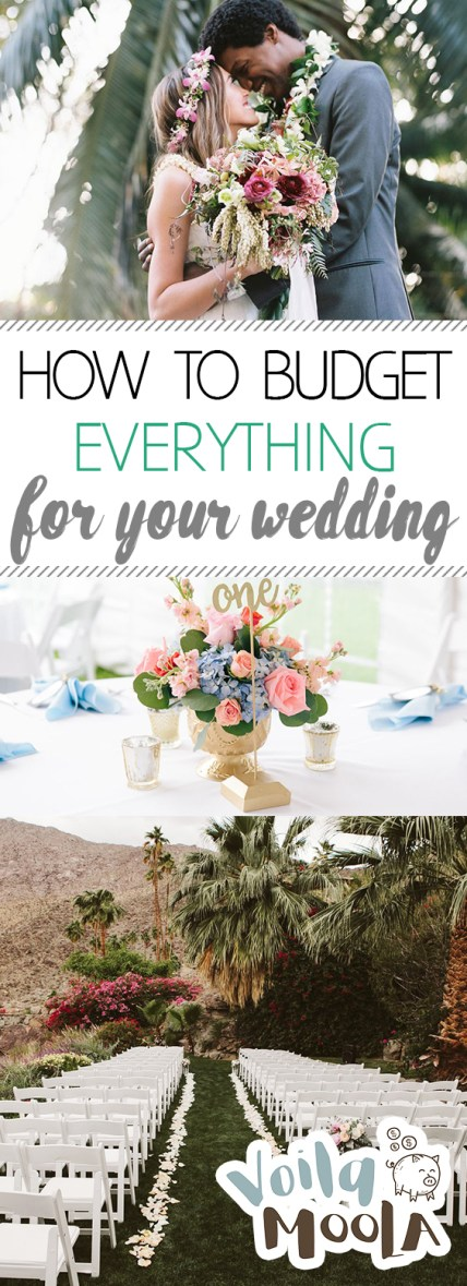How to Budget EVERYTHING for Your Wedding| Wedding Budget, Wedding Budgeting, Easy Wedding Budgeting, How to Plan a Wedding Budget, Planning a Wedding Budget, DIY Wedding #Budgeting #Budget #Wedding