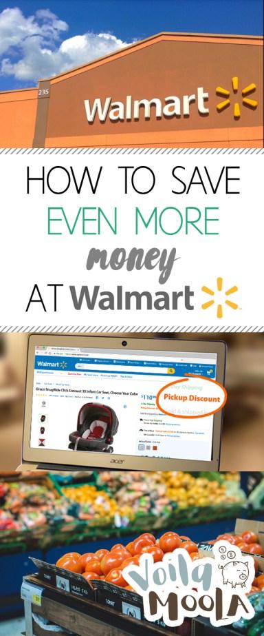How to Save Even MORE Money at Walmart  Save Money, How to Save Money at Walmart, Saving Money, Easily Save Money, How to Easily Save Money, Save Money on Shopping, How to Save on Shopping #SaveMoney #ShoppingHacks #WalmartHacks
