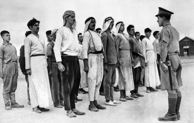 Arab-recruits-line-up-in-the-British-Mandate-of-Palestine-on-December-28-1940.jpg