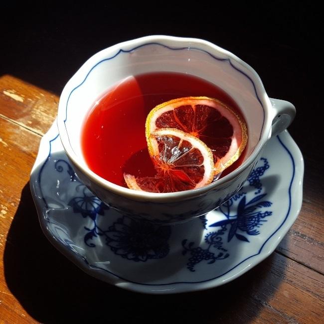 чай, каркаде, хибискус