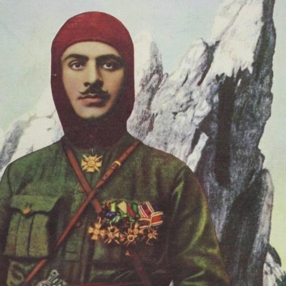 Гарекин Нждех, Солунска, Армения, България