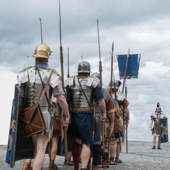 Римляни, граждани, св. Павел, евреи