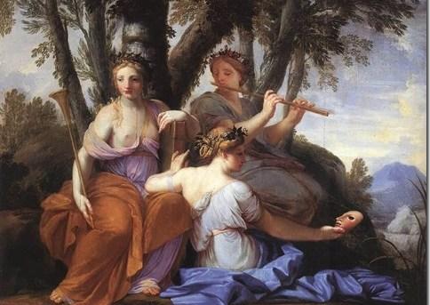 Les Muses