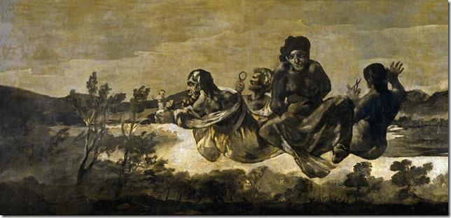 Les Parques - Goya