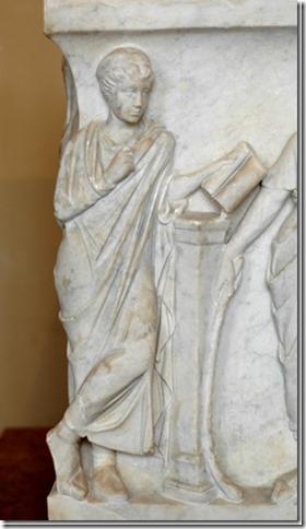 Calliope, Muse de la Poésie épique