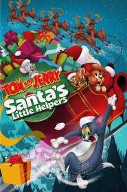 Tom et Jerry – Droles de lutins pour le père Noel (2014)