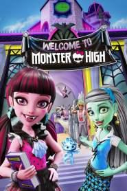 Monster High: Bienvenue à Monster High (2016)