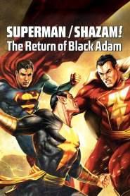 Superman/Shazam – Le retour de Black Adam (2010)