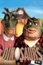 Dinosaures 1991 VF