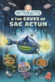Les Octonauts et les grottes de Sac Actun (2020)