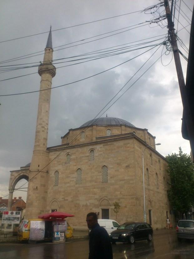 Mosquée du Sultan Mehmet Al-Fatih, 1460-1461.