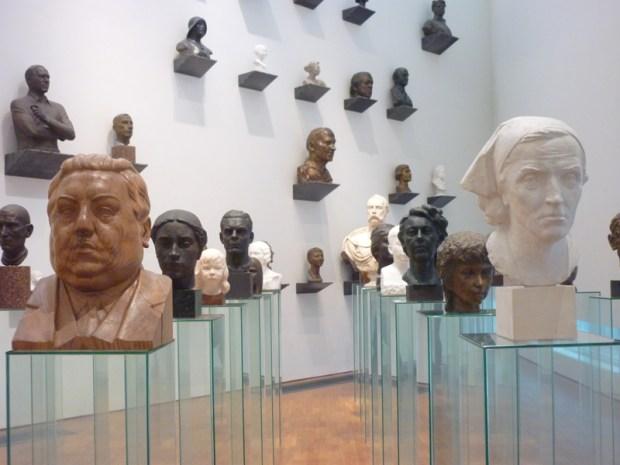 Salle des bustes