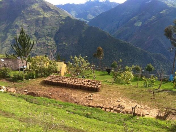 Dernier village avant Choquequirao