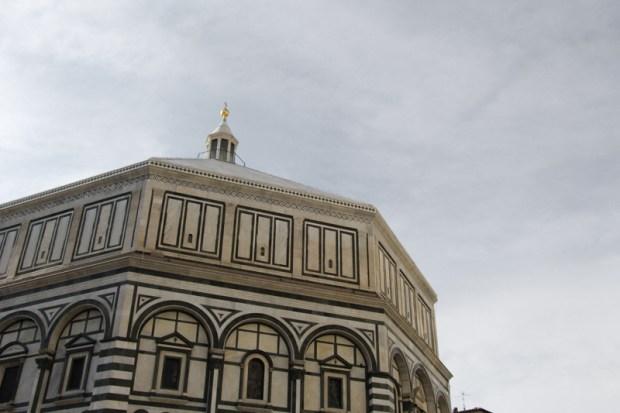 Le baptistère San Giovanni