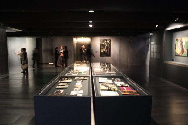 Salle des premières peintures