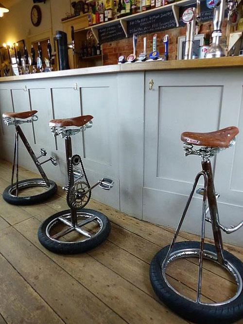vélo tabouret