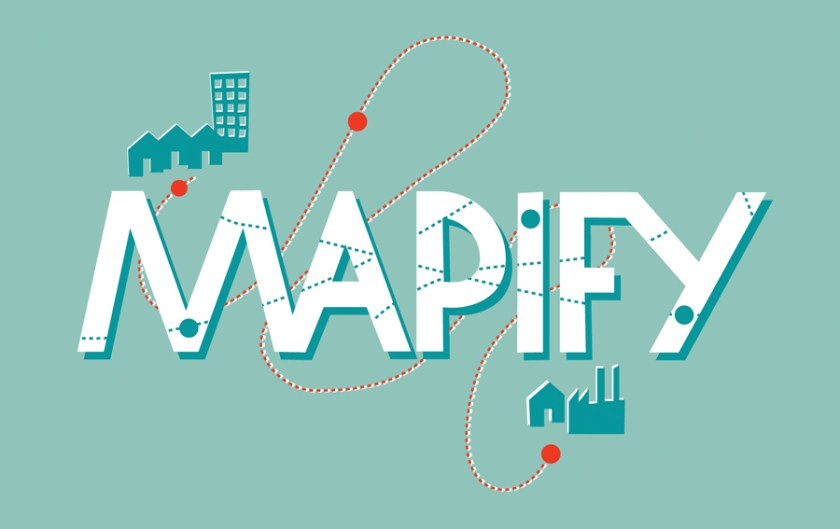 The Mapify logo (© Voist Ltd)
