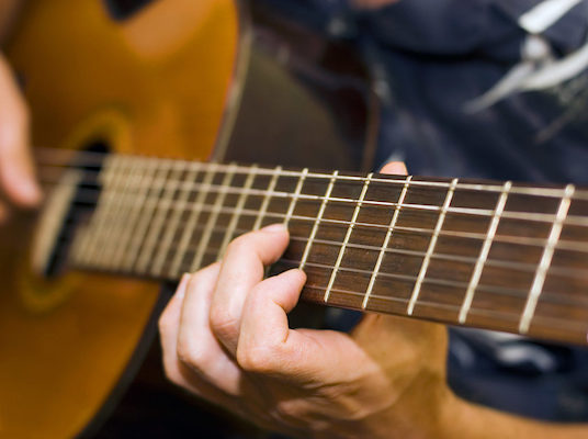 cours de guitare-voix et sons du monde