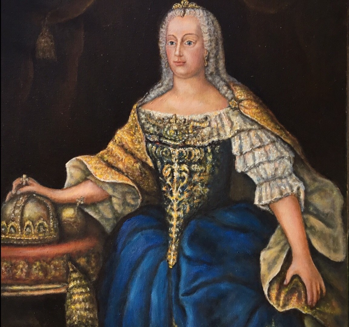 Mária Terézia / 1717-1770/