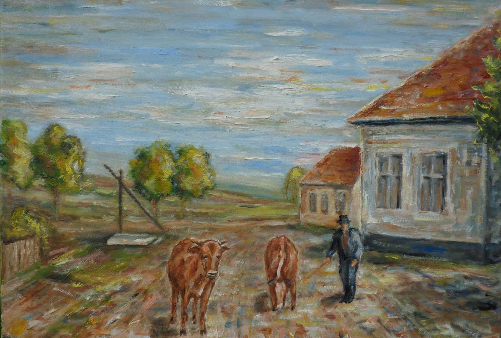 Pohľad cez Pastierňu na Pažic