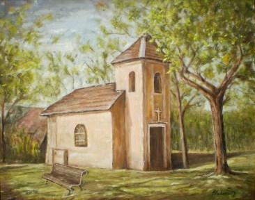 Kaplnka v Kalvárii