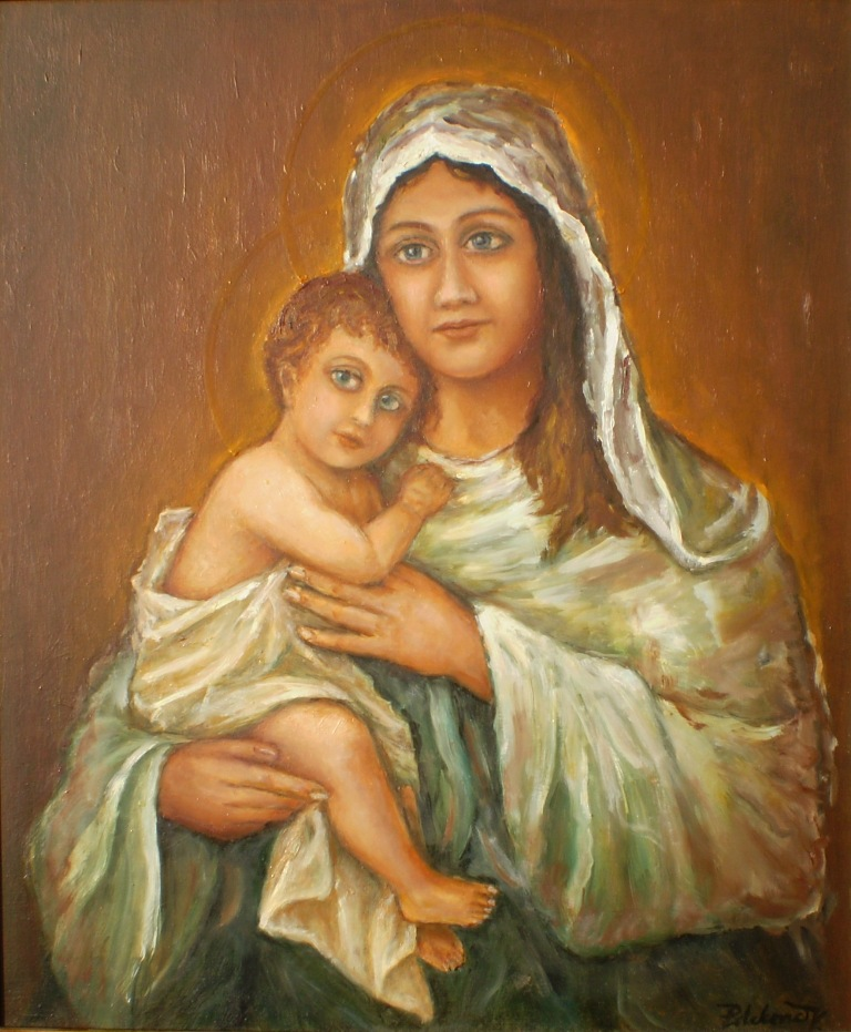 Matka s dieťatkom
