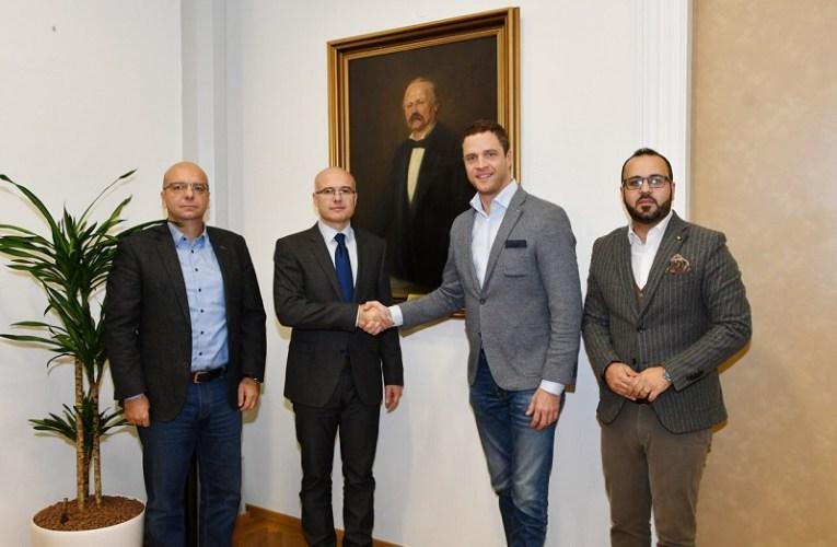 Градоначелник Вучевић у посети Бечу