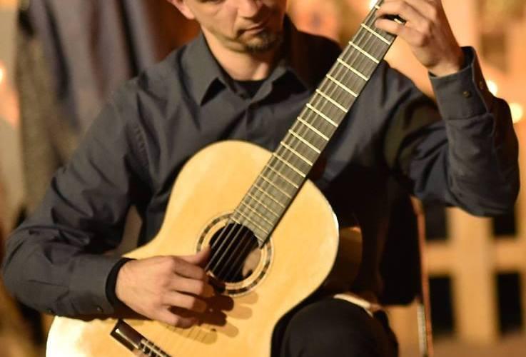 Koncert gitariste Branka Barnića
