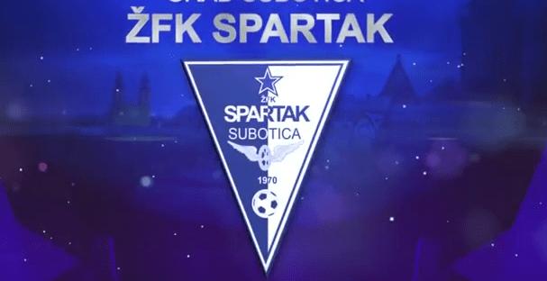 U Ženski fudbalski klub Spartak
