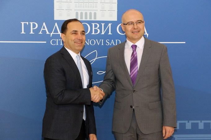 амбасадора Републике Турске у Србији