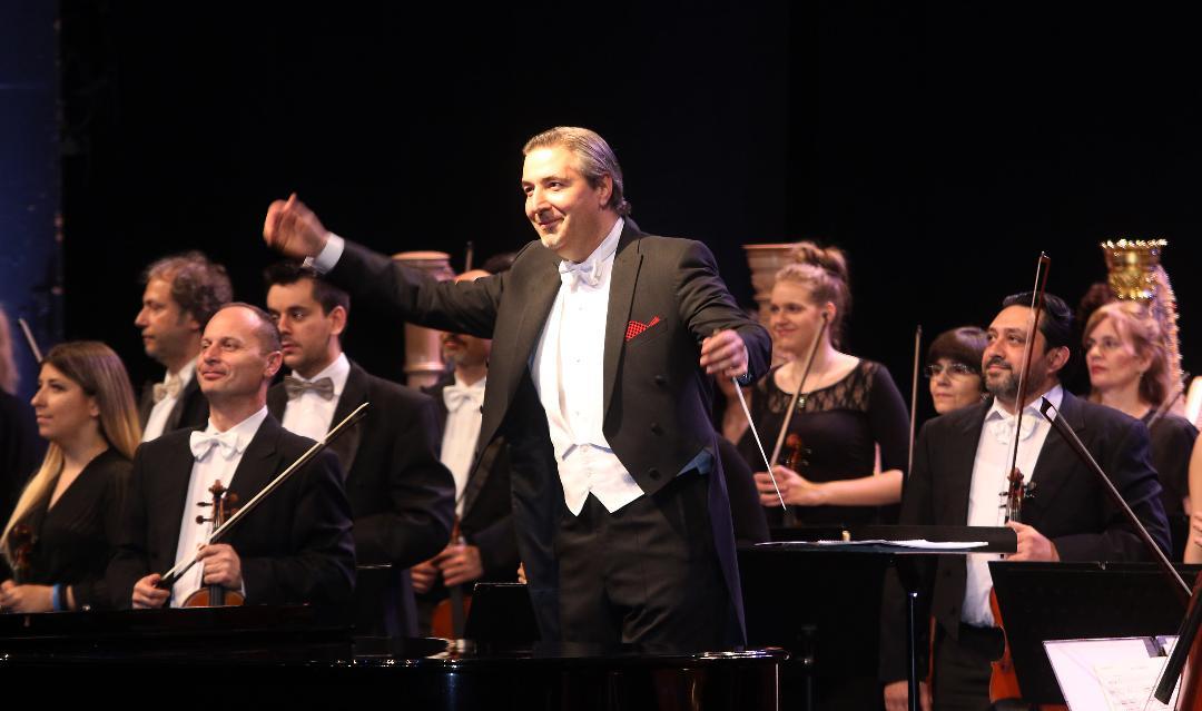 Наступом Београдске филхармоније