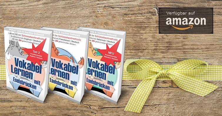 Taschenbücher: Vokabel Lernen mit Eselsbrücken