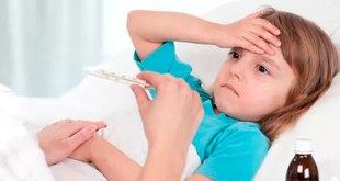 Довольно часто болеющие дети