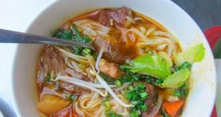 Вьетнамский суп по-квебекски
