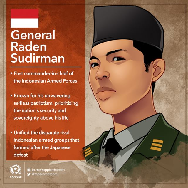 General Raden Sudirman