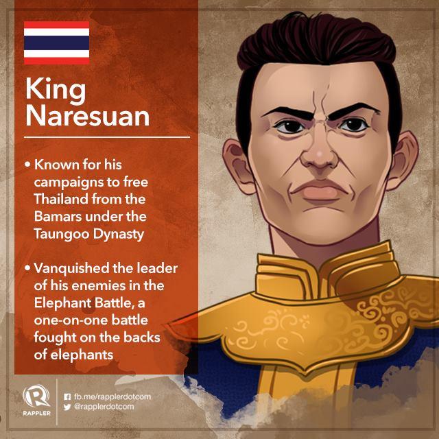 King Narensuan