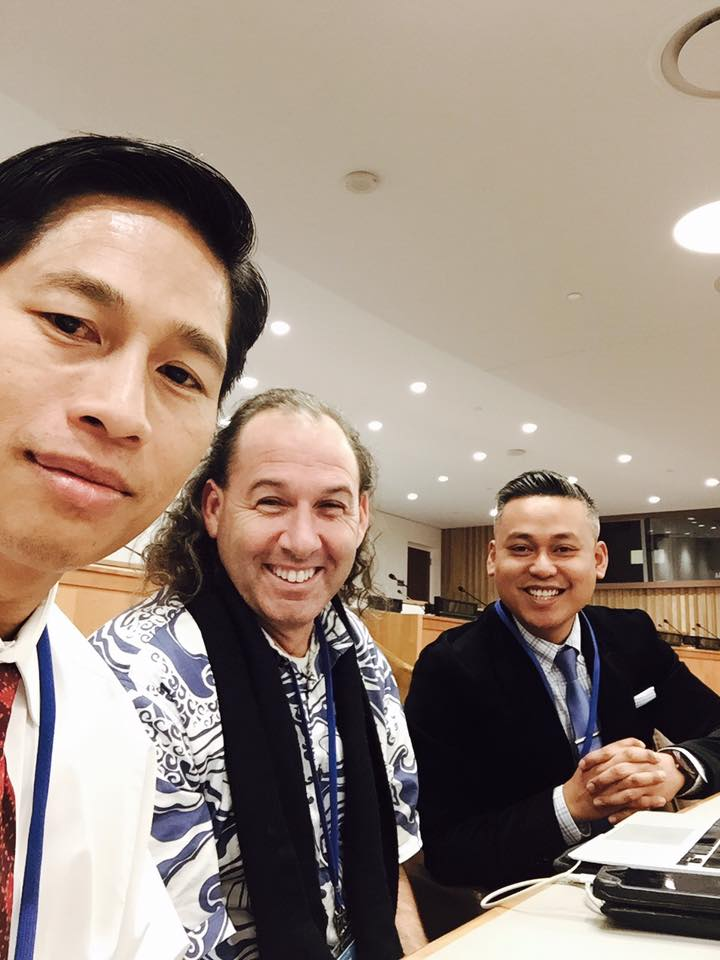 2-KKF and ECOSOC 2016