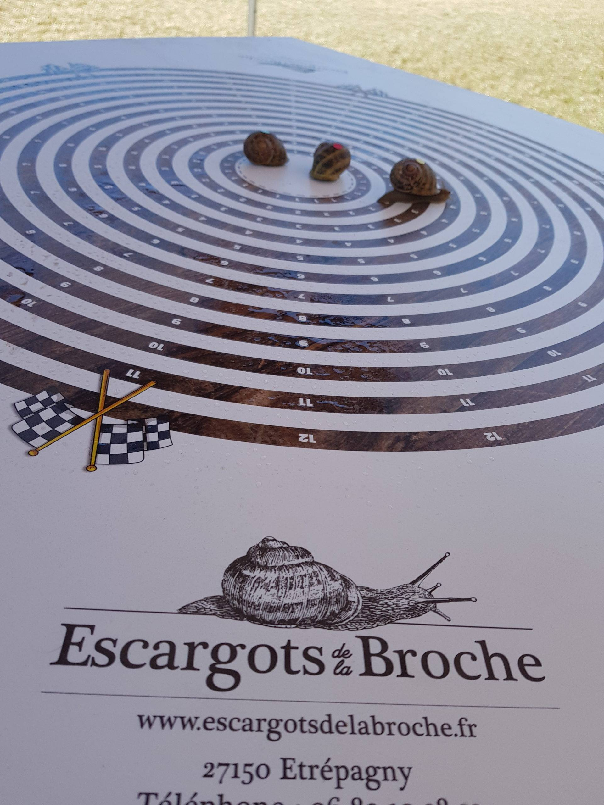Escargots de la Broche