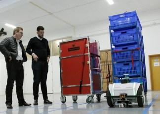 Israeli Cobot Startup MOV.AI Completes  Million Series A Round