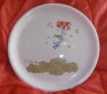 plato llano volaora en las nubes