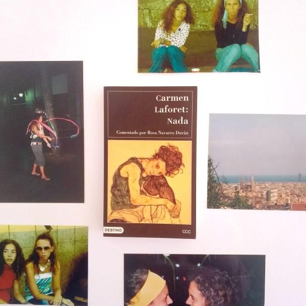 Historias de libros es un espacio donde compartir las historias que se han generado entre libro y lector. Chiara Mancinelli cuenta como conoció Nada de Carmen Laforet.