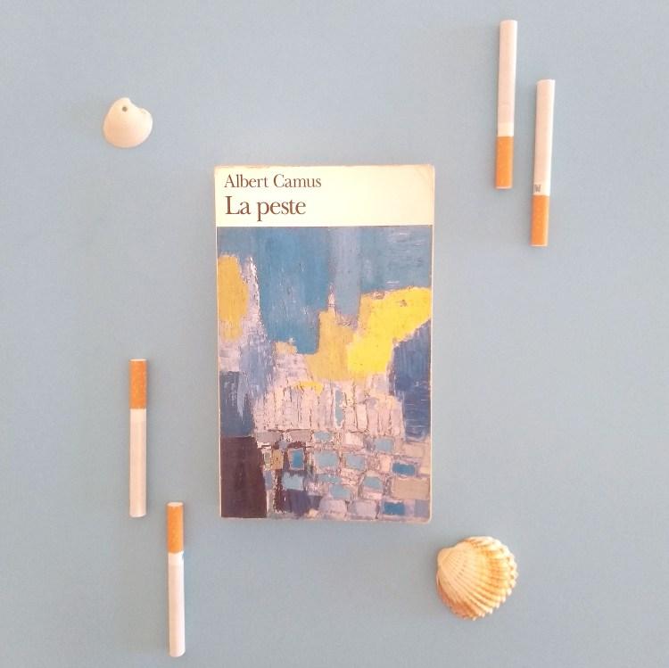 Storie di libri è uno spazio nel quale condividere le storie nate tra libro e lettore. Chiara Mancinelli racconta quella de La peste di Albert Camus.