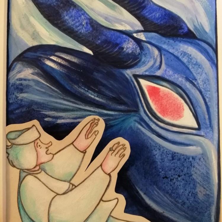 Lo que esconde el conde, cuento de Tony Jim, ilustración de Jana Kalc
